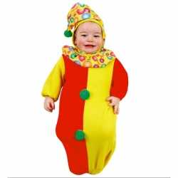 Baby clownpak trappelzak