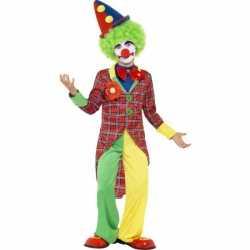 Clownpak kostuum kids
