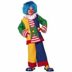 Clownpak kostuum kinderen 10050600