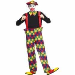 Clowns kostuum volwassenen